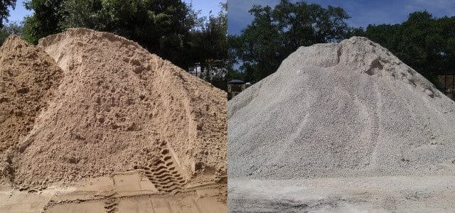 Base and Sand Select - Texas Soil and Stone