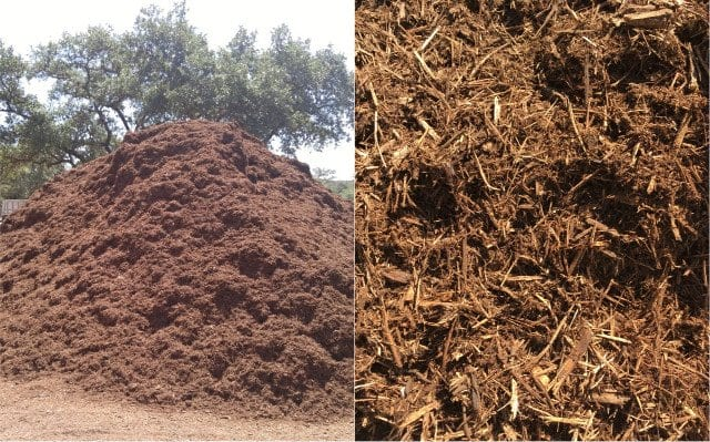 Cedar Mulch - Texas Soil and Stone San Antonio