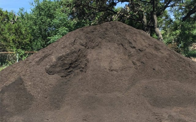 Landscaper's Compost - Texas Soil and Stone San Antonio
