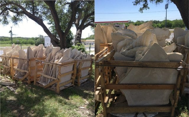 Mexico Blanca Select Flagstone - Texas Soil and Stone San Antonio