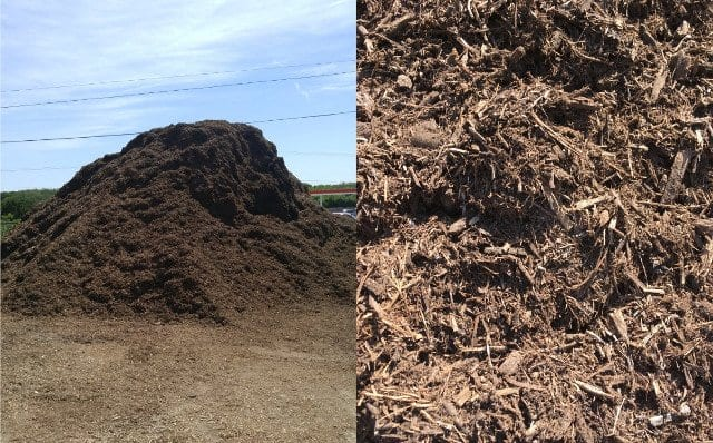 Native Mulch - Texas Soil and Stone San Antonio