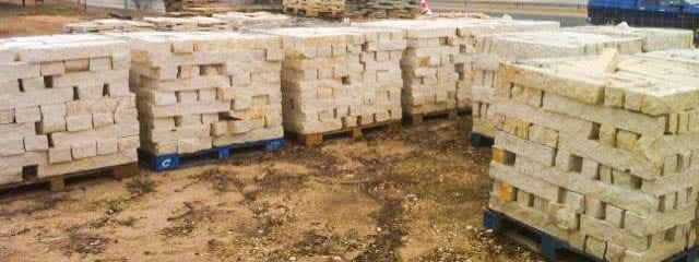 Stone Blocks - Texas Soil and Stone San Antonio